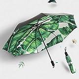 傘 傘の女性3折りたたみ日傘雨女性女の子絵画太陽Uv傘傘女性の傘