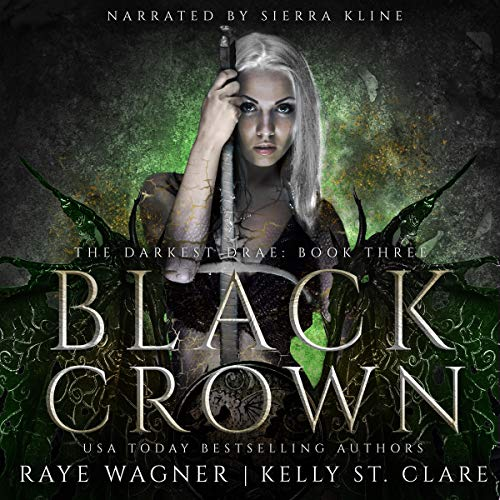 Black Crown cover art