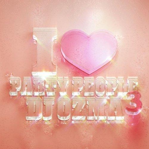 [画像:I LOVE PARTY PEOPLE3(DVD付)]
