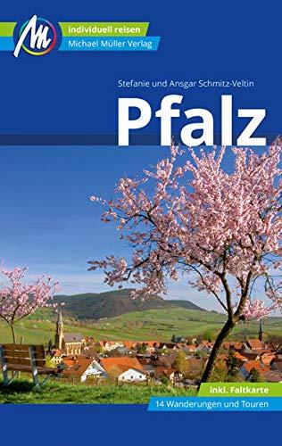 Pfalz Reiseführer Michael Müller Verlag: Individuell reisen mit vielen praktischen Tipps