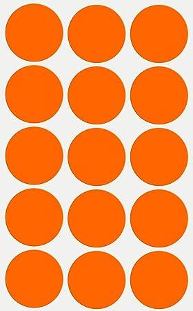 Klebepunkte Pink 30 mm Sticker in verschiedenen Farben Gr/ö/ße 3 cm Etiketten 225 Vorteilspack von Royal Green