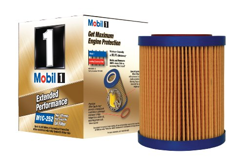 Mobil 1 M1C-252 Extended Performance Oil Filter (Pack of 2)