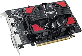 ASUS - Radeon r7 250, 1gb gddr5 (128 bit), hdmi, dvi, DP, r7250-1gd5-v2 (bit), hdmi, dvi, DP