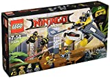 LEGO Ninjago - Bombardero-mantarraya (70609)