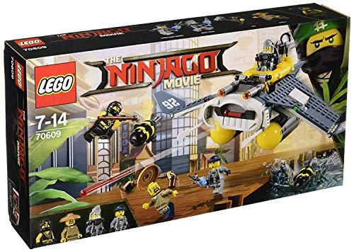LEGO 70609 Mantarochen Flieger Bausteine, Bunt