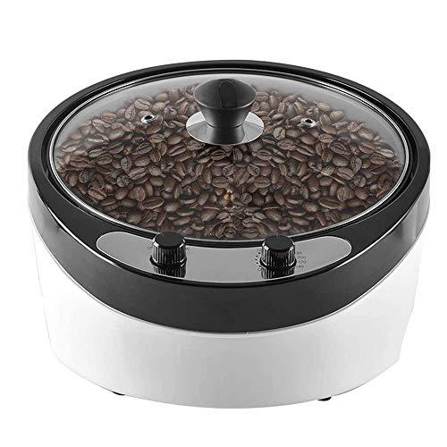 ACEOLT 1800W/220V Elektrischer Kaffeeröster elektrische Kaffeeröstmaschine für Haus und Café, multifunktionale Kaffeebohnenröster Muttern-Backmaschine, EU Stecker
