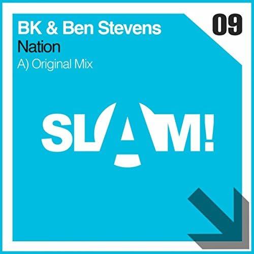 BK & Ben Stevens
