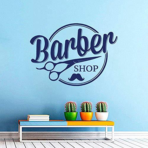 Sanzangtang Beauty Salon kappers/etalage/applicatiekapper snor design