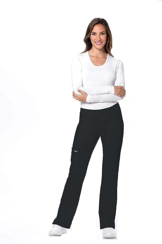 Sanibel Stretch Women's Petite Elastic Waist Cargo Pant