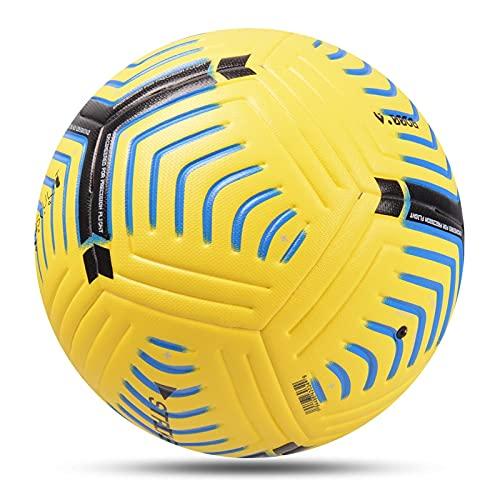 Ballon de Baloncesto Match Football Ball Tamaño 5 PU Práctico Entrenamiento De Resistencia Al Desgaste Fútbol Fútbol Balones De Fútbol De Calidad
