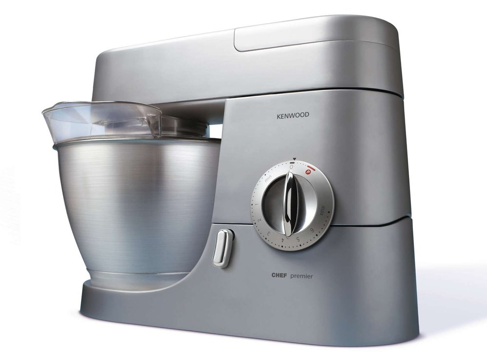Kenwood - Robot De Cocina Kmc560 Premier Chef; 1000W; Bol Acero ...