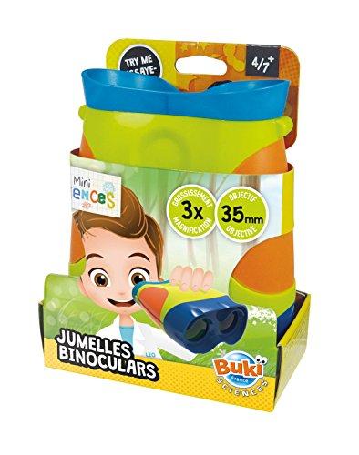 Buki - 9001 - Prismáticos para niños