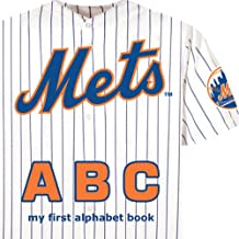 New York Mets ABC (My First Alphabet Books (Michaelson Entertainment))