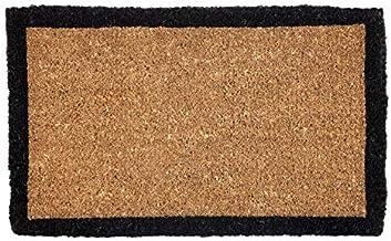 100% Coir Doormat | Entry Mat | Welcome Mat | Four Corners (45x75 cm)