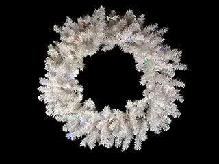 Best 36 white wreath Reviews