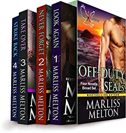 Off-Duty SEALs (An Echo Platoon Anthology): Military Romantic Suspense (The Echo Platoon Series) by [Marliss Melton]