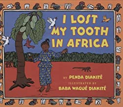 i lost my tooth in africa book