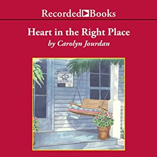Heart in the Right Place audiobook cover art