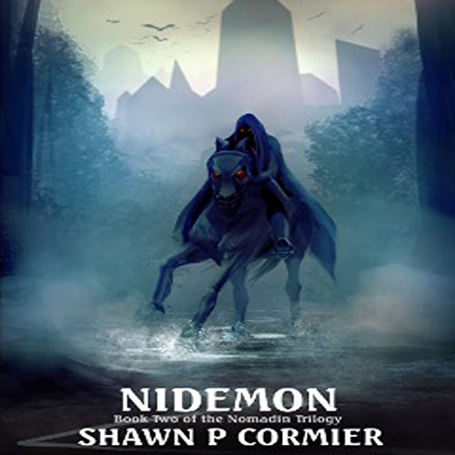 NiDemon audiobook cover art