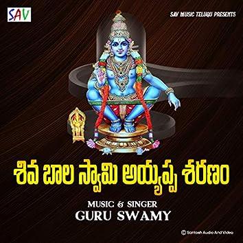 Shiva Bala Swamy Ayyappa Sharanam