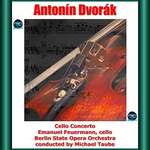Emanuel Feuermann, Michael Taube & Berlin State Opera Orchestra