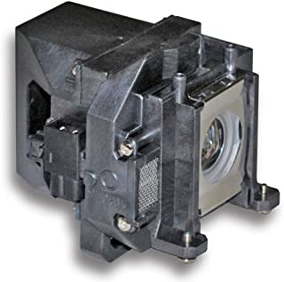 Original Bulb and Generic Housing for Epson EB-1920W Replace ELPLP53, V13H010L53 Projector Lamp