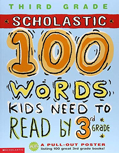 100 Words Kids Need to Read by 3rd Gradeの詳細を見る