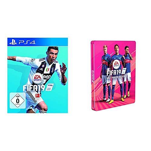 FIFA 19 - Standard Edition inkl. Steelbook - [PlayStation 4]