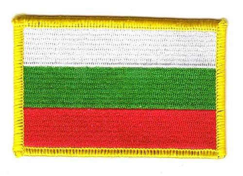 Flaggen Aufnäher Patch Bulgarien Fahne Flagge