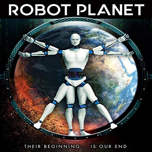 Couverture de Robot Planet
