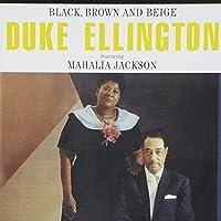 Black Brown & Beige by DUKE / JACKSON,MAHALIA ELLINGTON (2009-02-17)