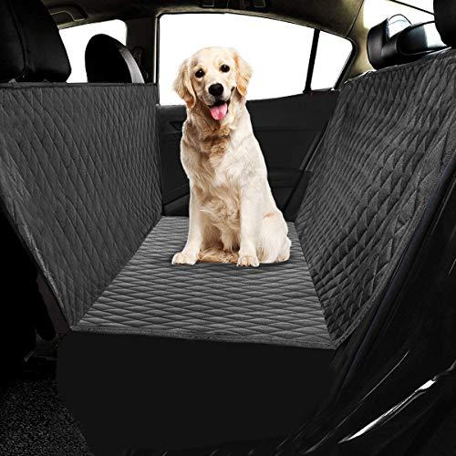 Ferocity Car Dog Deken gewatteerd voor de achterbank & laars, auto beschermhoes, waterdichte auto Boot Protector voor honden auto Cover [115] 138 cm x 135 cm Simple