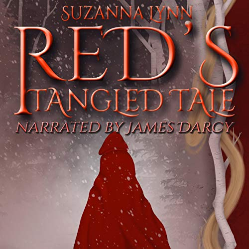 Red's Tangled Tale Audiobook By Suzanna Lynn cover art