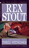 Three Witnesses (A Nero Wolfe Mystery Book 26) (English Edition)