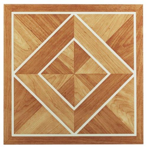 Achim Home muebles ftvwd22520/Nexus 30,48/cm baldosas de vinilo 20-Pack madera 3/dedo medio roble parqu/é