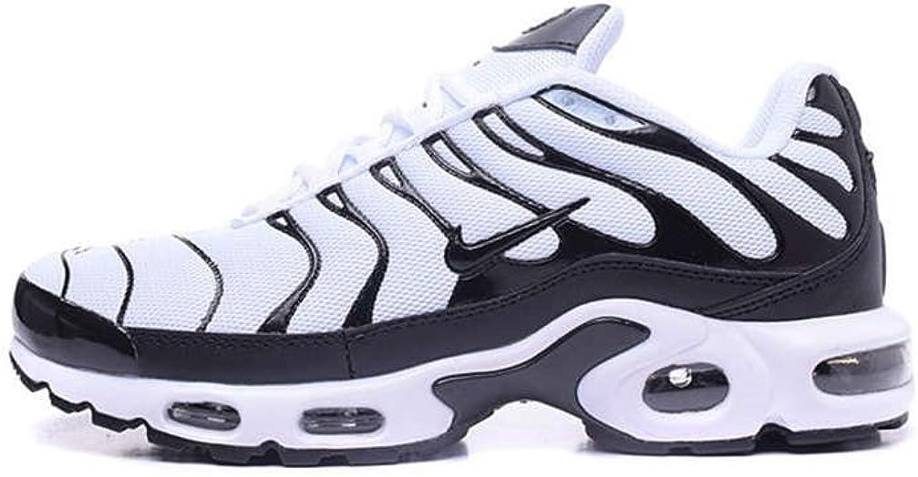 Nike AIR Max Plus TN Noire et Blanc (41) : Amazon.fr: Chaussures ...