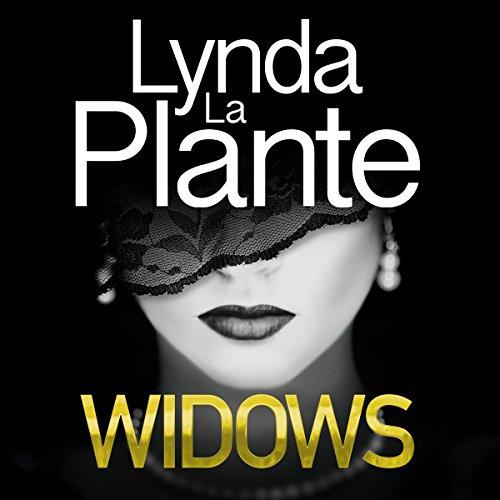 Widows audiobook cover art