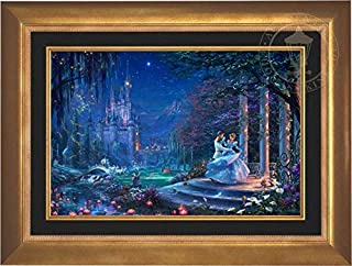 Thomas Kinkade Studios Cinderella Dancing in the Starlight 18