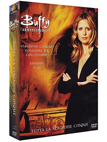 Buffy l'ammazzavampiri(edizione da collezione)Stagione05 [6 DVDs] [IT Import]