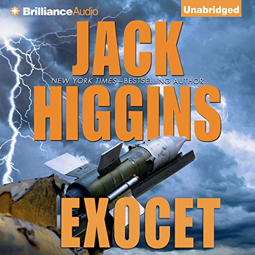 Exocet Audiobook By Jack Higgins cover art
