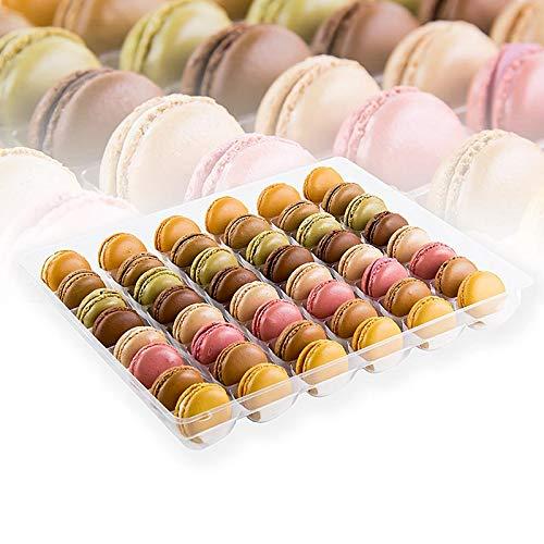 """Macarons Mischung """"Klassik"""" Ø 4cm, 8 Sorten, TK, Bridor, 576g. 48x12g"""