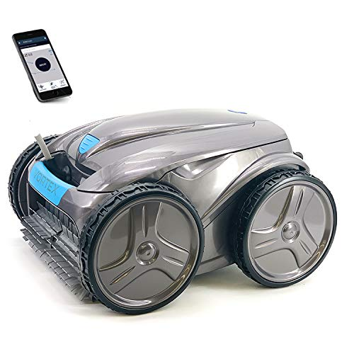 Zodiac Vortex OV 5480iQ Pro 4WD Robot limpiafondos Piscina (Control Remoto App Móvil WiFi Aqualink)