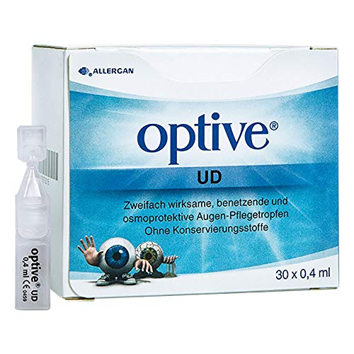 Optive Ud Augentropfen 30X0.4 ml