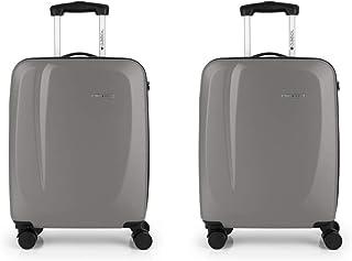 Gabol Luggage Set, Gris, 55 cm