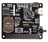 Witty Pi 3 Rev2 パワーマネージメント for Raspberry Pi - RTC付き