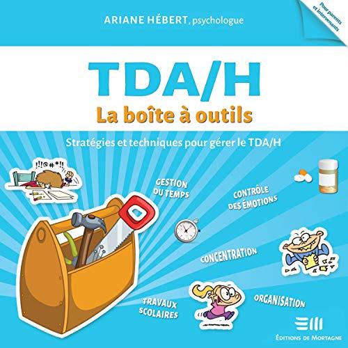 Couverture de TDA/H: La boîte à outils