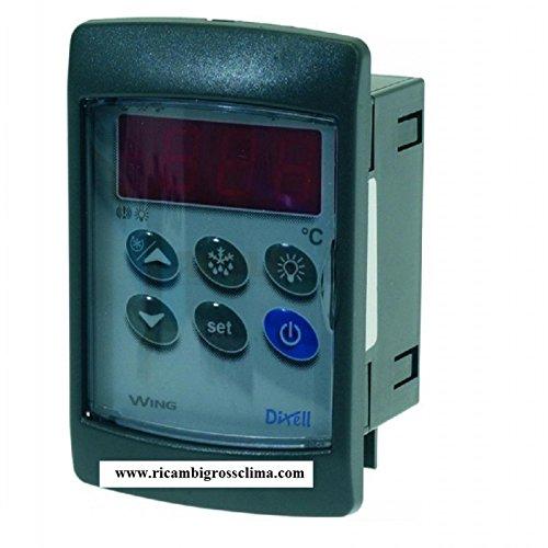 Termostato Controlador Electrónico dixell xw30V-5N0C1