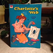 Charlotte's Web Coloring Book (A Hanna-Barbera-Sagittarius Production)