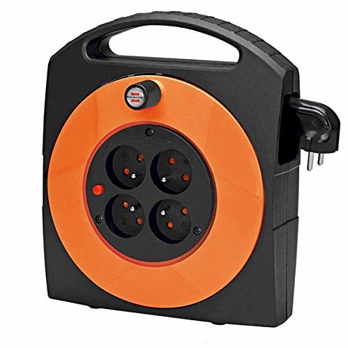 Preisvergleich Produktbild Brennenstuhl Primera Aufwickler,  elektrisch,  orange,  1091681