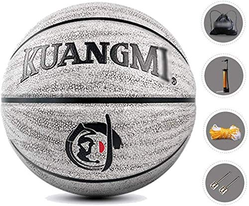 Fantastic Prices! ZHOU.D.1 Basketball- Standard Basketball Indoor and Outdoor No. 7 Basketball Size ...